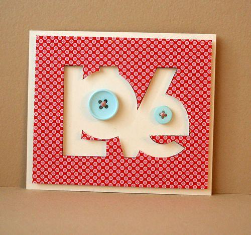 Love-window-card