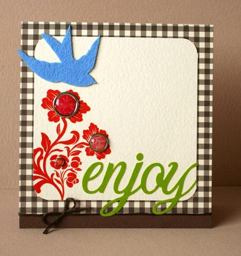 Mf-enjoy-card