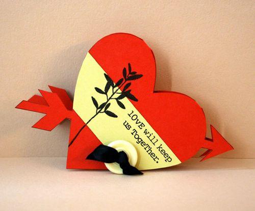 Heart-arrow-card-green-red